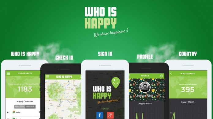 Who is Happy App